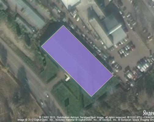 Участок 0.34 га под придорожный бизнес/азс/стоянку, Химки, Химкинский район