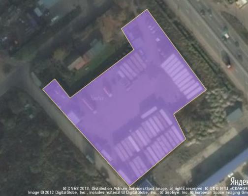 Участок 0.74 га под промышленно-складской комплекс, Подрезково, Химкинский район