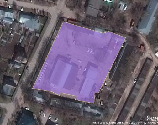 Участок 1.1 га под промышленно-складской комплекс, Звенигород, Одинцовский район